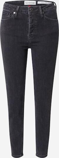 TOMORROW Vaquero 'Hepburn' en negro denim, Vista del producto
