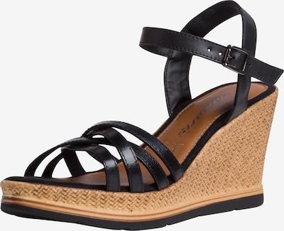 Sandalo con cinturino TAMARIS di colore nero, Visualizzazione prodotti