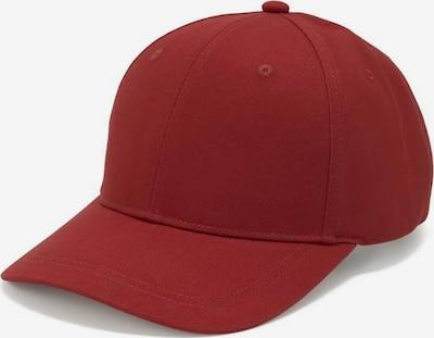 TOM TAILOR DENIM Cap in rot, Produktansicht