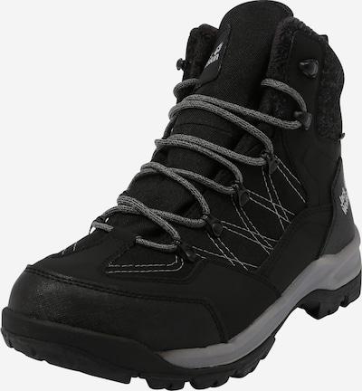 JACK WOLFSKIN Boots 'ASPEN' en bleu marine / blanc, Vue avec produit