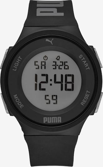 PUMA Uhr in schwarz, Produktansicht