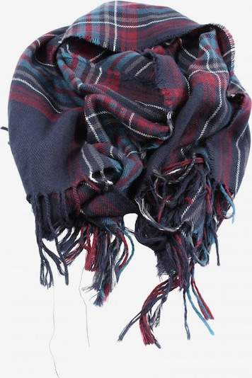 Blue Motion Scarf & Wrap in One size in Blue / Red / White, Item view