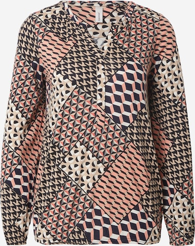 Soyaconcept Blouse 'FELICITY' in mixed colours / pink, Item view
