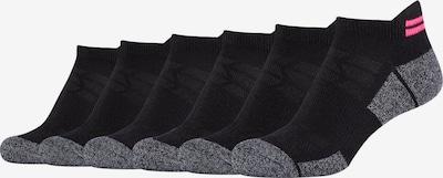 SKECHERS Socks 'Performance' in Black, Item view