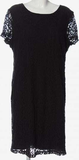 FAIR LADY Kurzarmkleid in XL in schwarz, Produktansicht