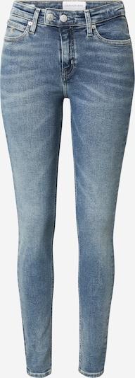 Calvin Klein Jeans Jean en bleu denim, Vue avec produit