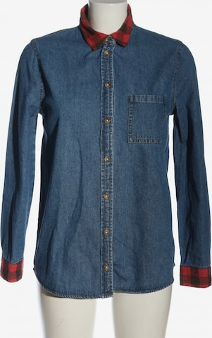 BDG Urban Outfitters Blouse & Tunic in S in Blue