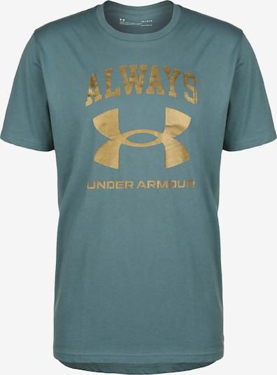 UNDER ARMOUR Trainingsshirt 'Always' in pastellblau / gold, Produktansicht