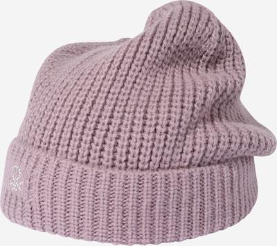 Megzta kepurė iš UNITED COLORS OF BENETTON , spalva - šviesiai violetinė, Prekių apžvalga