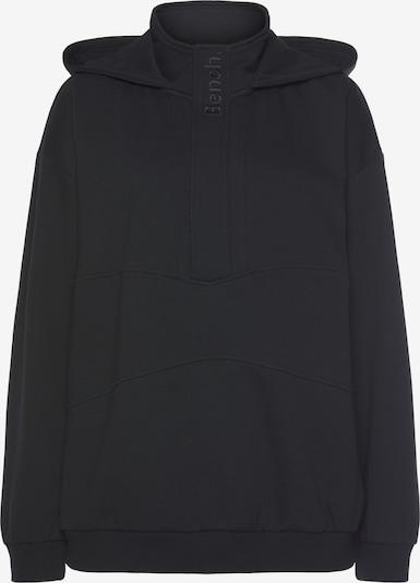 BENCH Sweatshirt in schwarz, Produktansicht