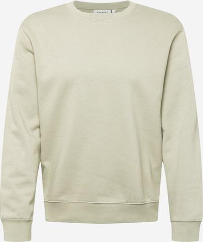 WEEKDAY Sportisks džemperis, krāsa - pasteļzaļš, Preces skats
