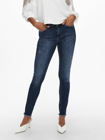 ONLY Jeans 'BLUSH' in Blauw