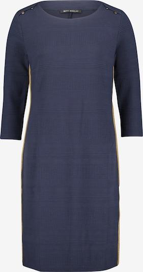 Betty Barclay Jerseykleid mit 3/4 Arm in dunkelblau: Frontalansicht