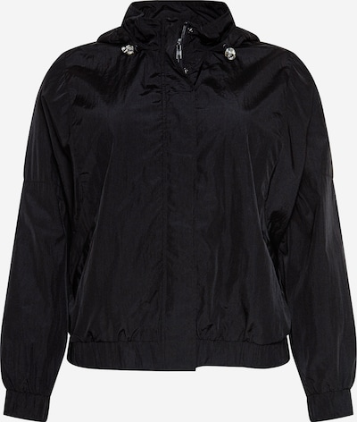 Urban Classics Curvy Between-season jacket in black, Item view