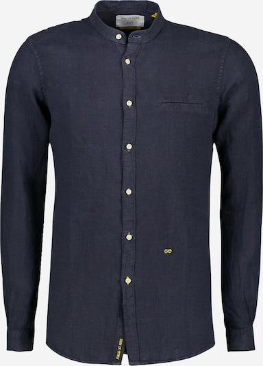 NEW IN TOWN Leinenhemd in blau, Produktansicht