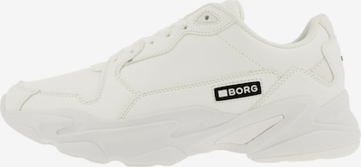 BJÖRN BORG Sneaker in weiß, Produktansicht