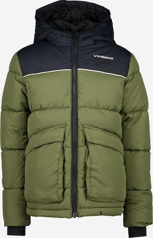 Veste d'hiver VINGINO en vert