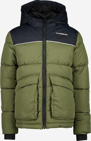 VINGINO Chaqueta de invierno en azul oscuro / oliva / blanco, Vista del producto