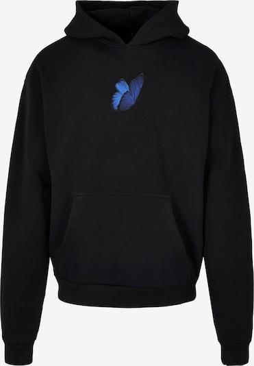 Mister Tee Sweatshirt in blau / braun / schwarz, Produktansicht
