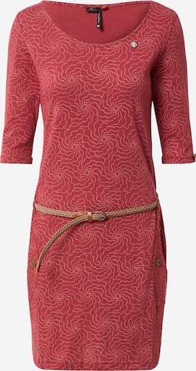 Ragwear Kleid 'TANYA' in beere / rosa, Produktansicht