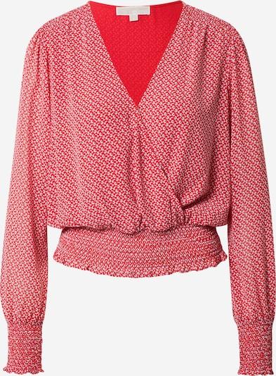 MICHAEL Michael Kors Bluse in rot / schwarz / weiß, Produktansicht