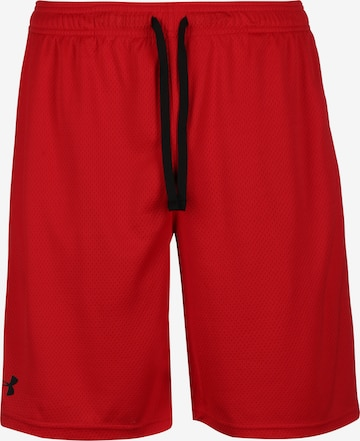 UNDER ARMOUR Trainingsshorts in Rot
