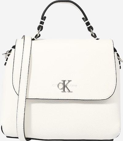 Calvin Klein Jeans Handbag in black / white, Item view