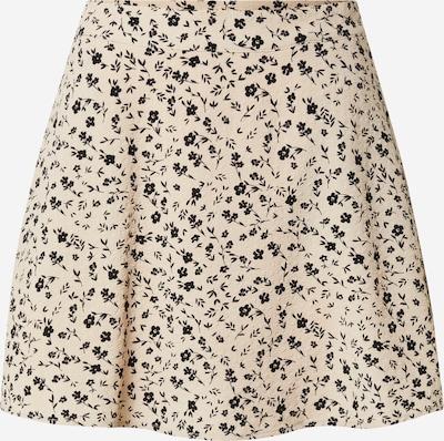 Guido Maria Kretschmer Collection Skirt 'Lana' in Beige / Black, Item view