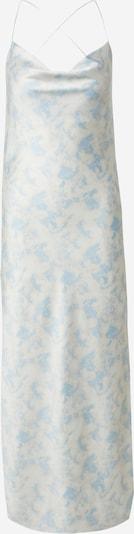 ABOUT YOU x Laura Giurcanu Robe 'Lisa' en bleu / blanc cassé, Vue avec produit