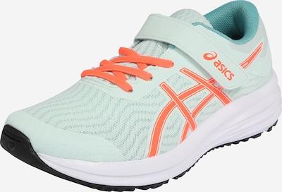 Sportiniai batai 'PATRIOT 12' iš ASICS , spalva - mėtų spalva / raudona, Prekių apžvalga