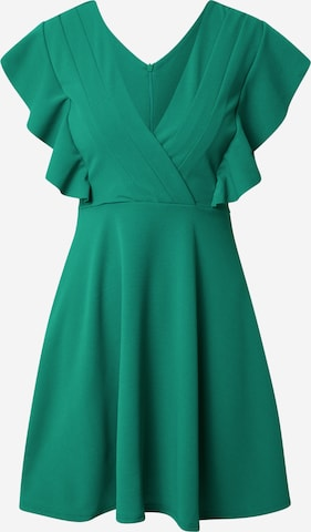 WAL G. Sukienka koktajlowa 'LAUREN' w kolorze zielony