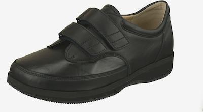 Natural Feet Klettschuhe 'Göteborg' in schwarz, Produktansicht