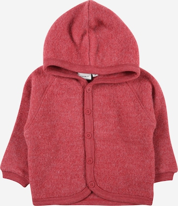 NAME IT Knit Cardigan 'WMINO' in Red