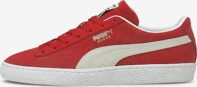 Sneaker low PUMA pe roșu / alb, Vizualizare produs