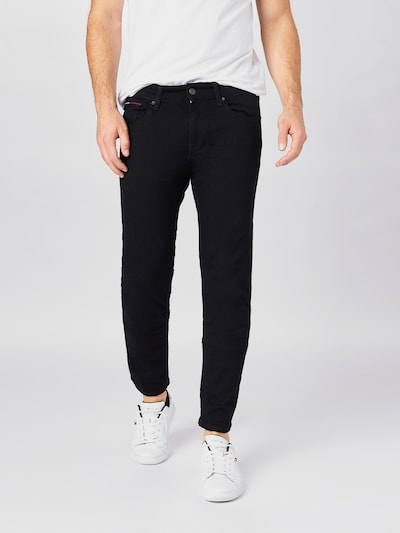 Tommy Jeans Jeans 'SCANTON SLIM NBKS' in schwarz, Modelansicht