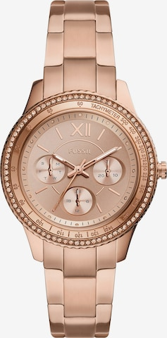 FOSSIL Analoguhr in Pink