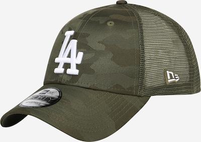 NEW ERA Cap 'HOME FIELD 9FORTY' in khaki / weiß, Produktansicht