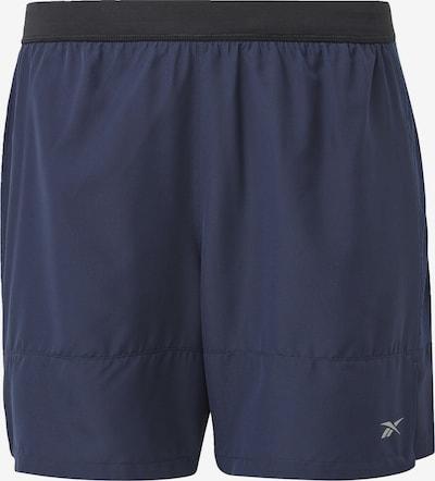 REEBOK Shorts in blau, Produktansicht