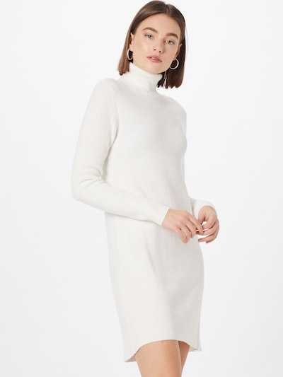 VILA Jurk 'Ril' in de kleur Wit, Modelweergave