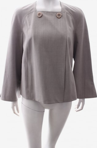 ELLEN TRACY Jacke in S in Grau