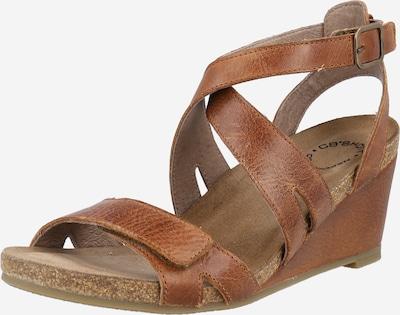 Ca Shott Sandale in camel, Produktansicht