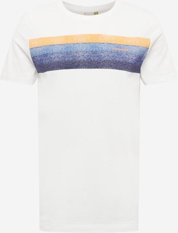 Ragwear T-Shirt in Weiß
