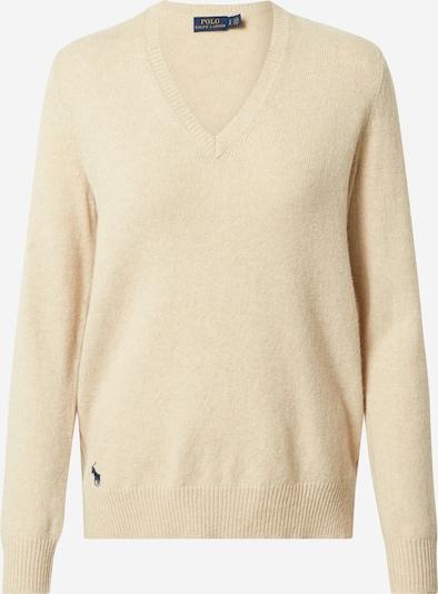 POLO RALPH LAUREN Pullover in creme, Produktansicht