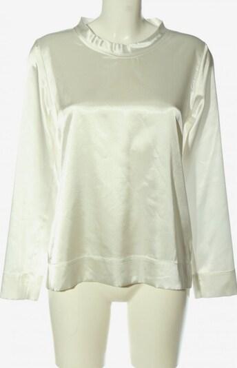 Nadine H Langarm-Bluse in M in weiß, Produktansicht