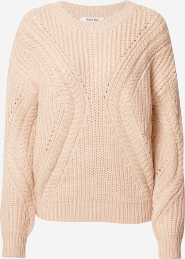 ABOUT YOU Pullover 'Cyra' in rosa, Produktansicht