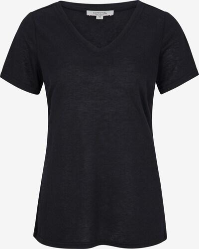 Ci comma casual identity Shirt in kobaltblau, Produktansicht