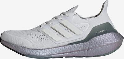 Scarpa da corsa 'Ultraboost 21' ADIDAS PERFORMANCE di colore grigio / bianco, Visualizzazione prodotti