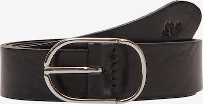 s.Oliver Riem in de kleur Zwart, Productweergave