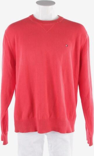 TOMMY HILFIGER Pullover / Strickjacke in L in rot, Produktansicht