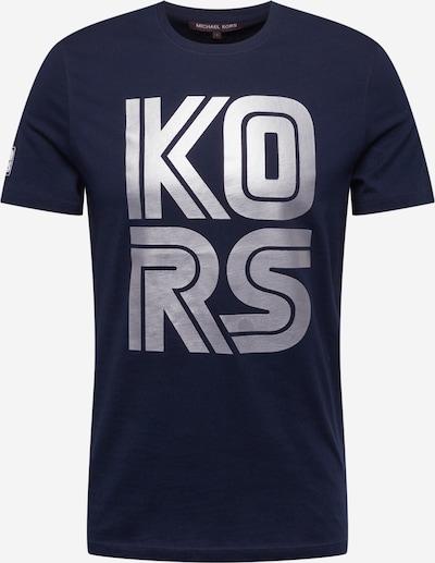 Tricou Michael Kors pe albastru închis / argintiu, Vizualizare produs